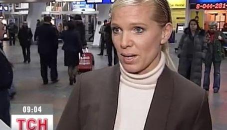 Одна из самых влиятельных женщин Германии приехала в Украину