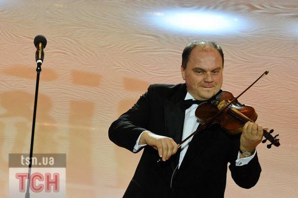 Министр Кулиняк дал жару на скрипке