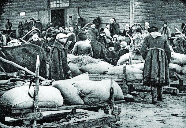 Історія у фотографіях: трагедія Голодомору 1932-1933 років в Україні
