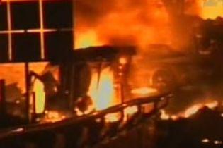 Український Отелло спалив фірму суперника