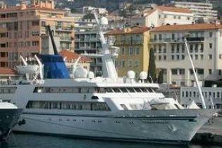 Яхта Хусейна продається за 35 мільйонів доларів