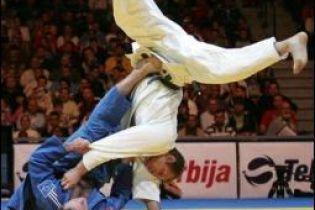 Український дзюдоїст переміг триразового чемпіона Європи