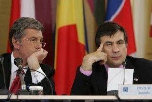 США готують відставку Ющенка та Саакашвілі