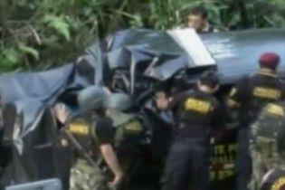 В Перу екстремісти розстріляли поліцейський патруль (відео)