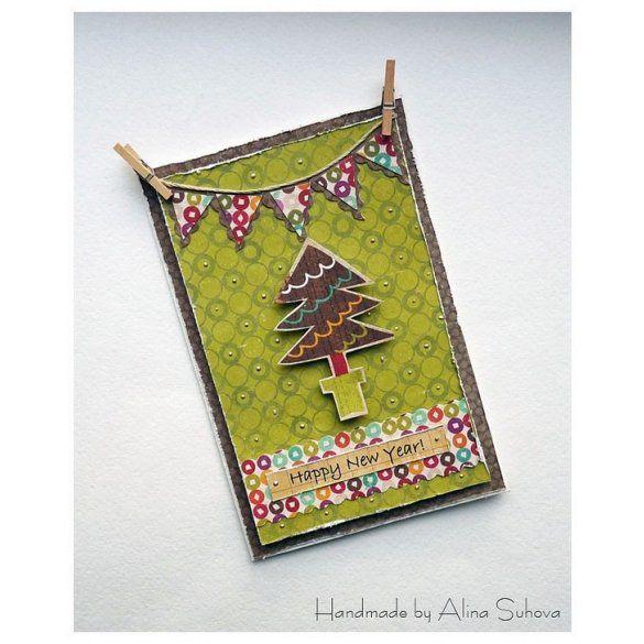 Новогодние открытки_2