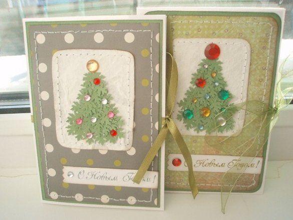 Новогодние открытки_16