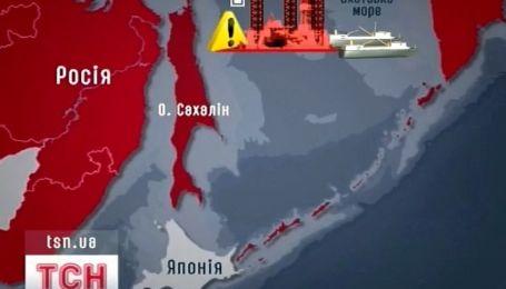 Трагедия в Охотском море