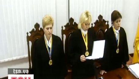 Суд вирішив розглядати апеляцію Тимошенко без неї