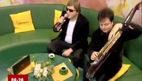 Іван Ганзера і Роман Гриньків презентували спільну пісню