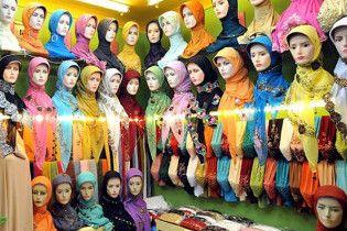 В іранських магазинах заборонили виставляти манекени без хустинок