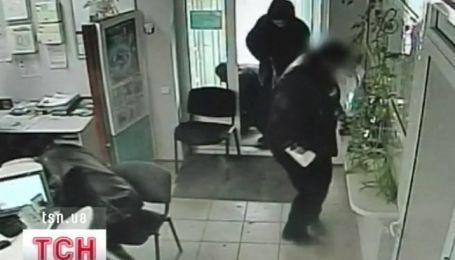 Громкие ограбления на Одесчине и в Краматорске