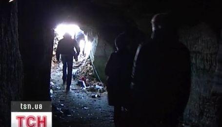 На Одесчине в катакомбах пропал парень