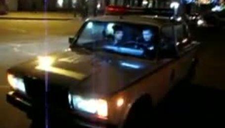 Пьяный водитель въехал в толпу людей в Луганске