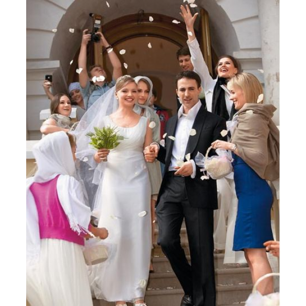 свадьба с сексам