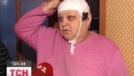 В Киеве сосулька упала на 62-летнюю киевлянку