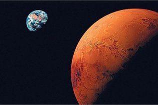 Життя на Марсі тепер шукатимуть під кратерами
