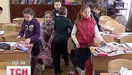 Миллион украинских школьников завтра не пойдет в школу