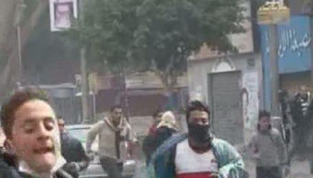 Города Египта охвачены протестами