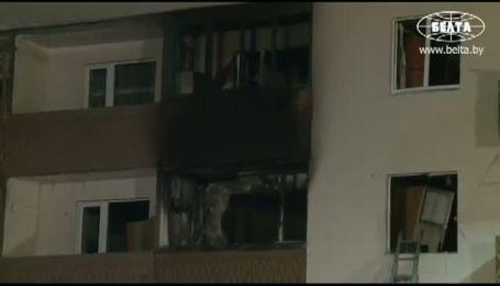 У Білорусі вибухнув житловий будинок