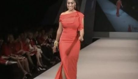 Шоу-показ The Heart Truth Red Dress Collection