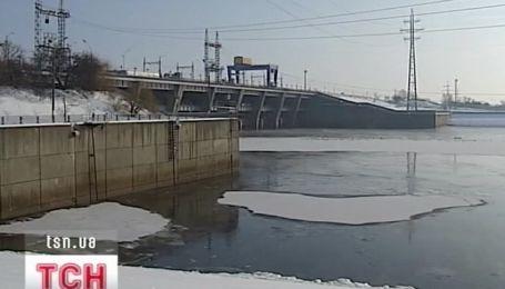 Проверка состояния Киевской ГЭС