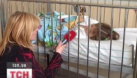 С 8 этажа жилого дома в Луцке выпал 4-летний ребенок