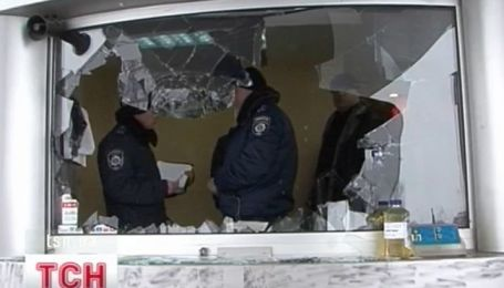 Розбійний напад на автозаправку на Луганщині