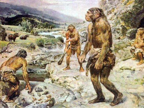 Картинки по запросу неандерталець
