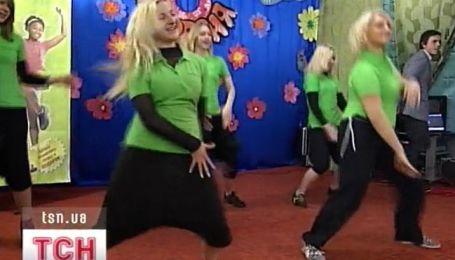 В женскую колонию на Черниговщине приехали квалифицированные фитнес-тренеры