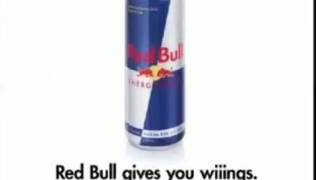 Рекламу Red Bull с Иисусом Христом сняли с эфира телеканалов