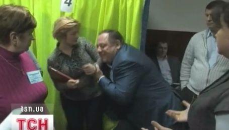 Регионал набросился на Геращенко, поскольку она обозвала его хамом