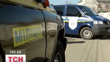 Вооруженное нападение на банкира в Киеве