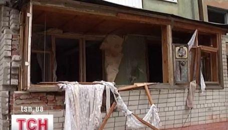 В воздух едва не взлетел пятиэтажный дом в Чернигове