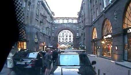 Олег Ляшко відзняв Раїсу Богатирьову в магазині Луї Віттон.