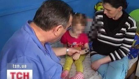 На Сумщине из-за халатности родителей едва не погибла четырехлетняя девочка