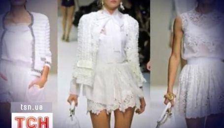 Білий - завжди в моді