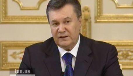 """Янукович увидел, что """"улучшение жизни"""" зависло"""