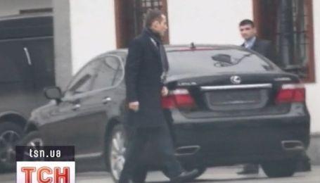 Митрополиту Павлу подарили на день рождения Lexus LS460