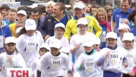 Сегодня в Украине отмечают Олимпийский день