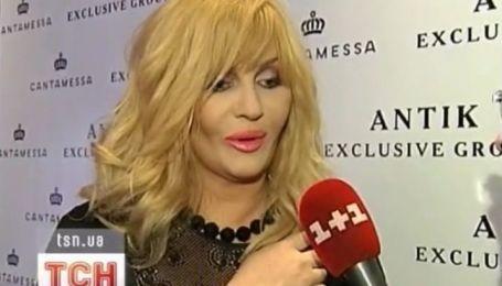 Ирина Билык игнорирует драгоценности