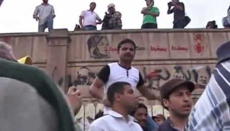 В Египте продолжаются столкновения