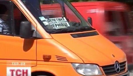 Правительство хочет запретить междугородные перевозки маршрутными такси