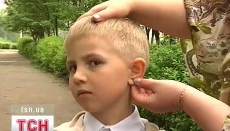 Школьный скандал в Житомире