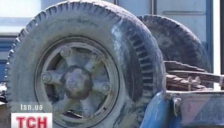 На Львовщине опять авария на железной дороге
