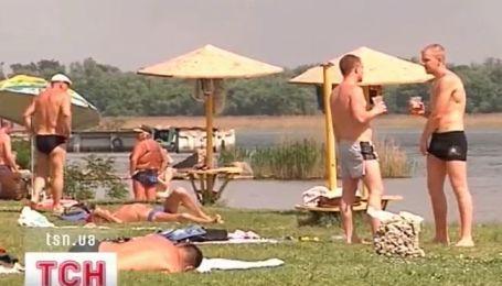 Украина идет на очередной погодный рекорд