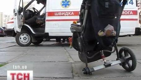 Резонансное ДТП в Киеве