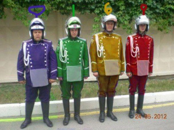 Інтернет-юзери познущались з нової форми харківських даішників