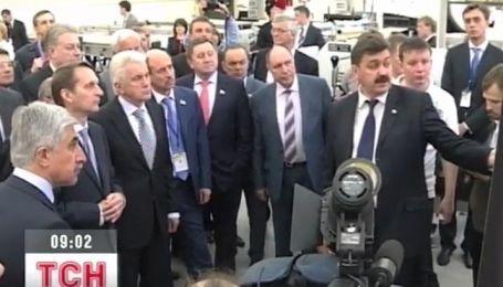 Украина и Россия усилят сотрудничество в авиастроении