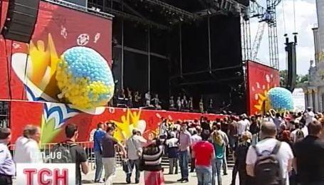 Как Киев готов к Евро-2012?
