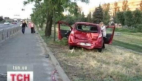 Четыре женщины пострадали в результате ДТП